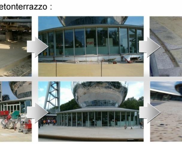 Oud project terug in de aandacht: Atomium op het Heyzelpark
