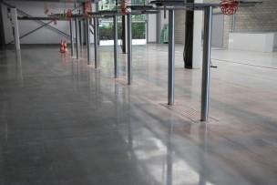 InTellIFloor Beton Superfloor garage