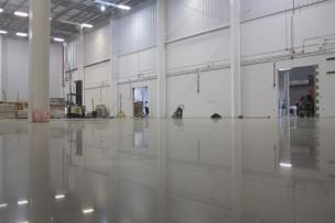 InTelliFloor betonvloer retail
