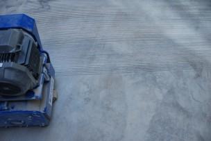 Inzagen anti-slip hellingbaan